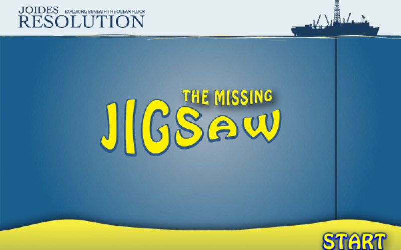 The Missing Jigsaw