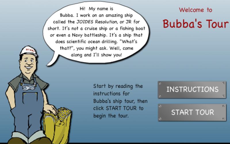 Bubba's Tour