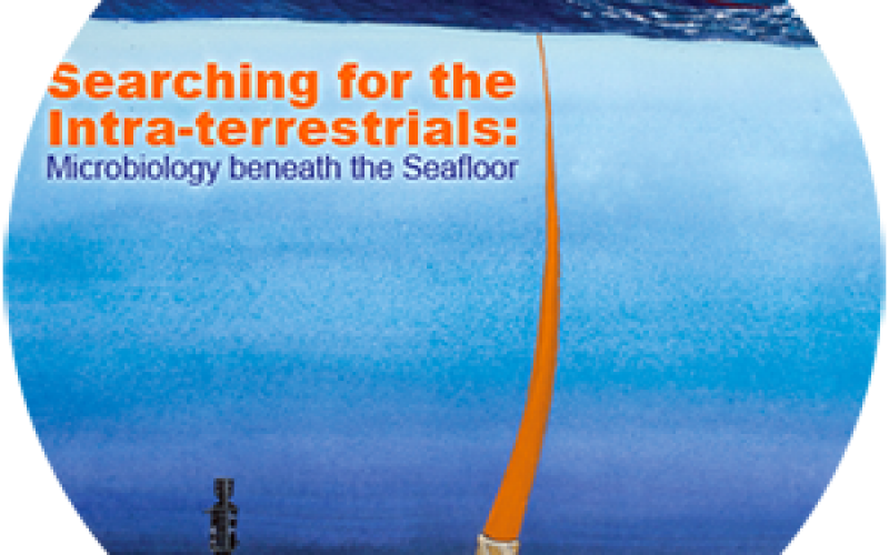 Searching Microbes beneath the Seafloor Poster