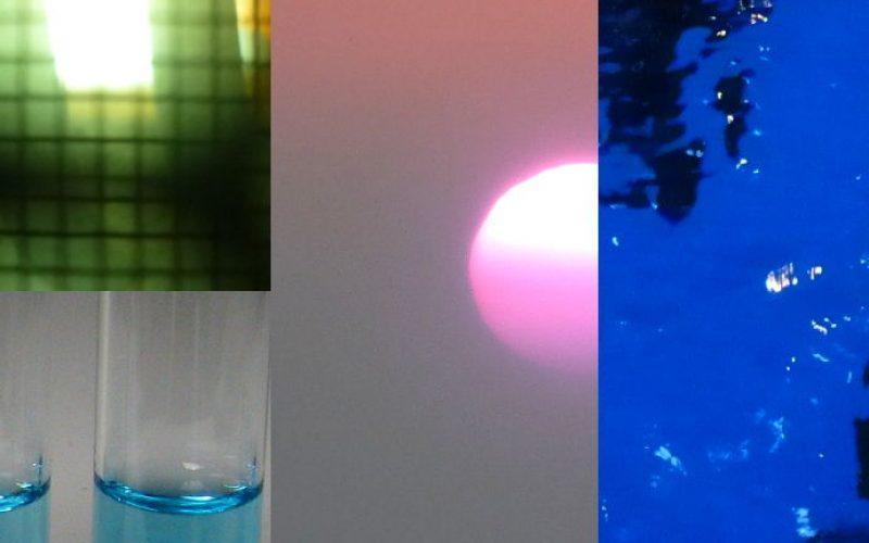 Farben auf der JOIDES resolution