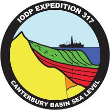 IODP Expedition 317 patch