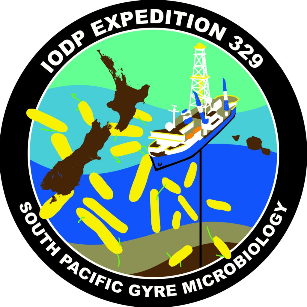 Expedition 329 patch