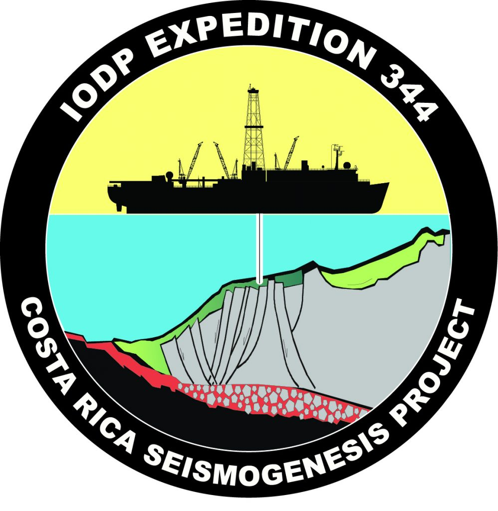IODP Expedition 344 patch