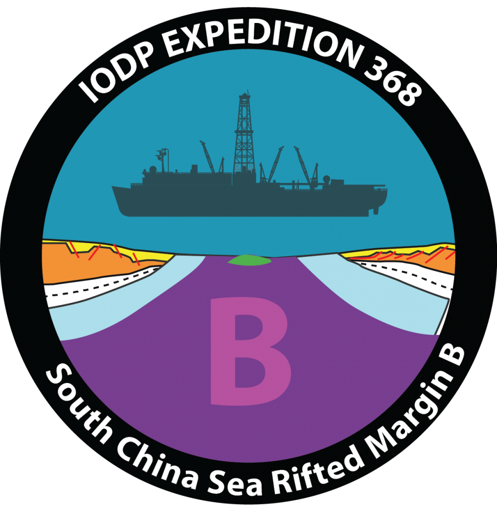 IODP Expedition 368 patch