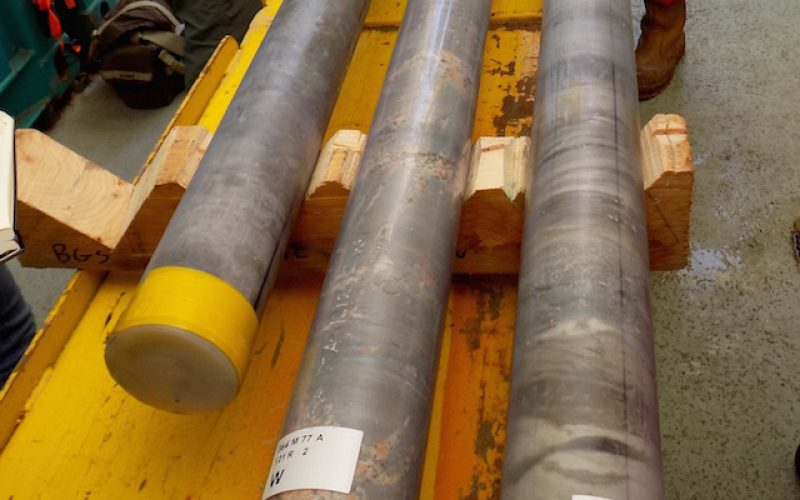 Chicxulub Crater cores are not what JR fans are used to