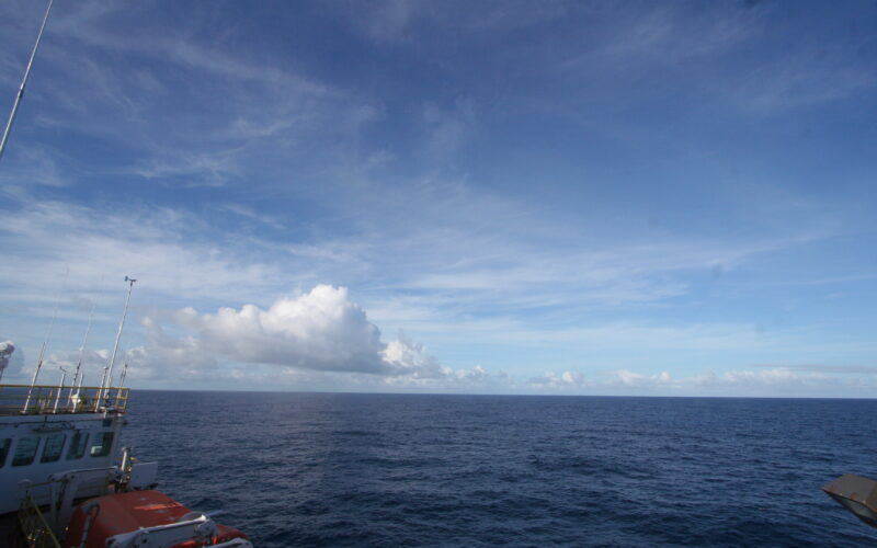 Crossing the Equator