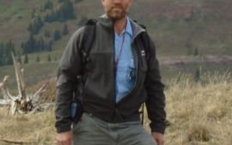 Q&A with Jon Lewis, Geologist