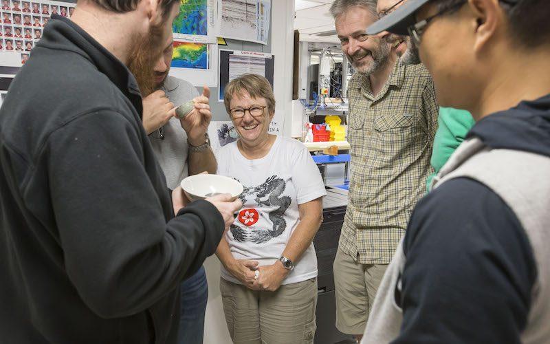 Kelsie Dadd – Sedimentologist – Scientist interview!