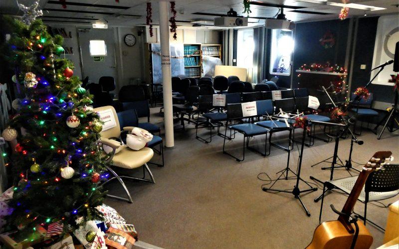 Christmas on the JR Part 2: The Festivities