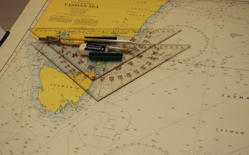 3407 nautical miles – how do we get to New Zealand?