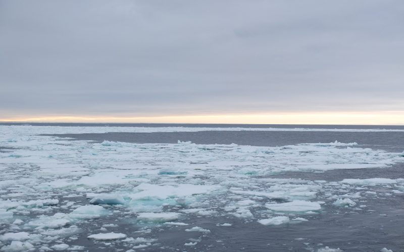 The complex interactions between ice and oceans