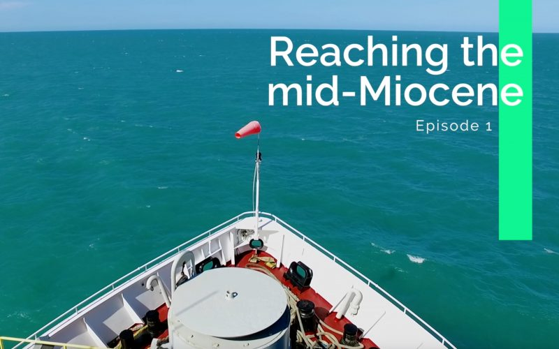 Episode 1: Reaching the mid-Miocene