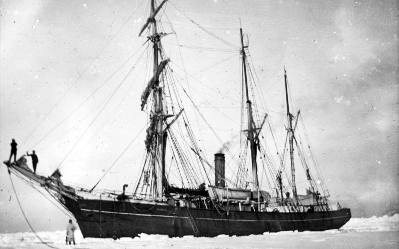 The Heroic Age of Antarctic Exploration