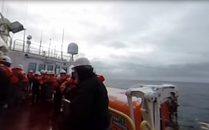360: Lifeboat drill