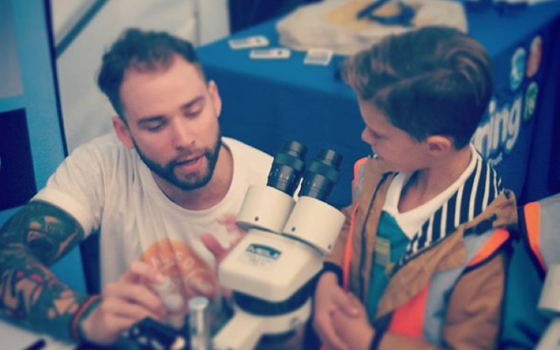 GUEST BLOG: Adam Woodhouse – Micro Paleontologist