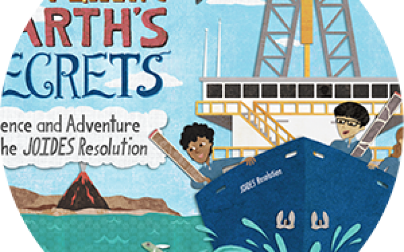 Uncovering Earth's Secrets free children's book