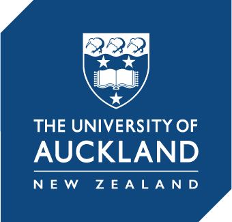logo for the University of Auckland New Zealand