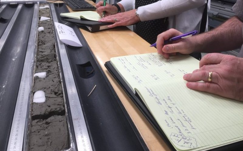 What can we learn from ocean sediment cores?