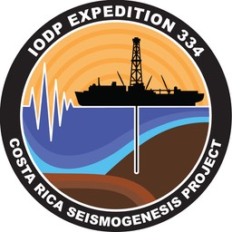IODP Expedition 334 patch