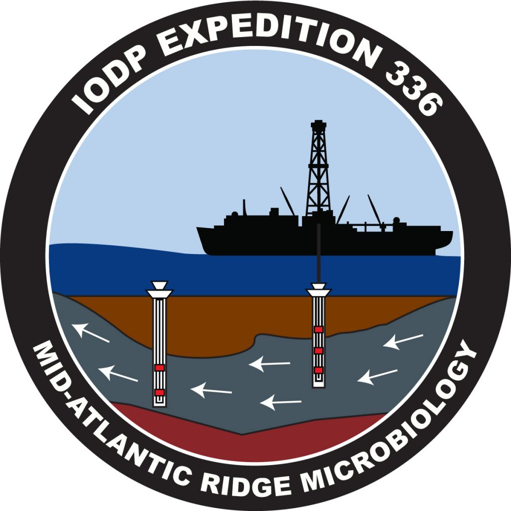 Expedition 336 patch