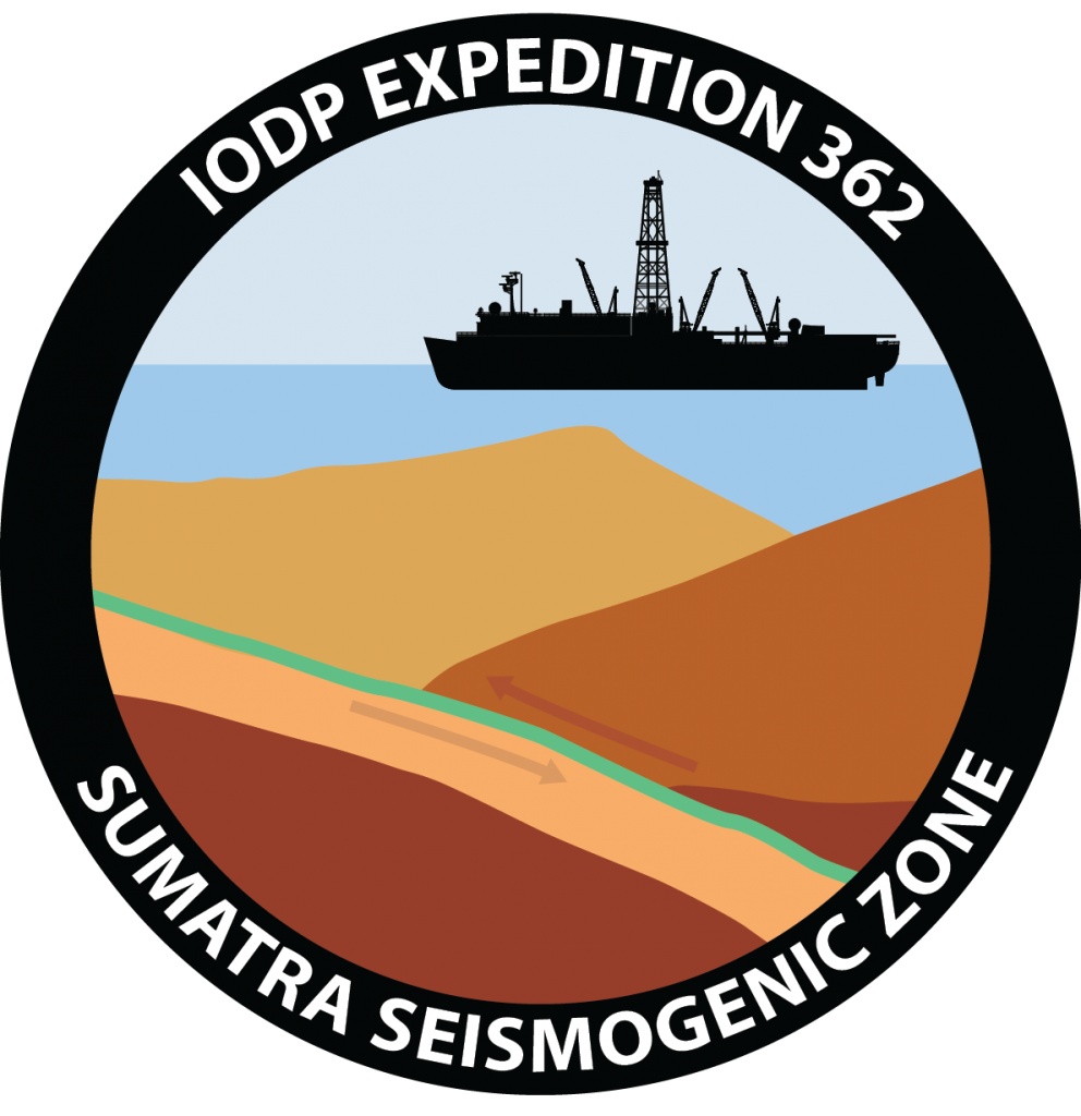 IODP Expedition 362 patch