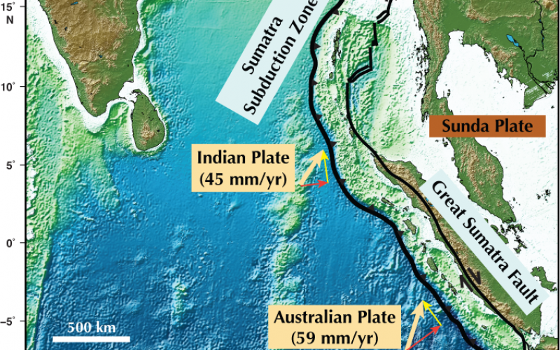 Incoming! Oblique Subduction at the Sunda Subduction Zone