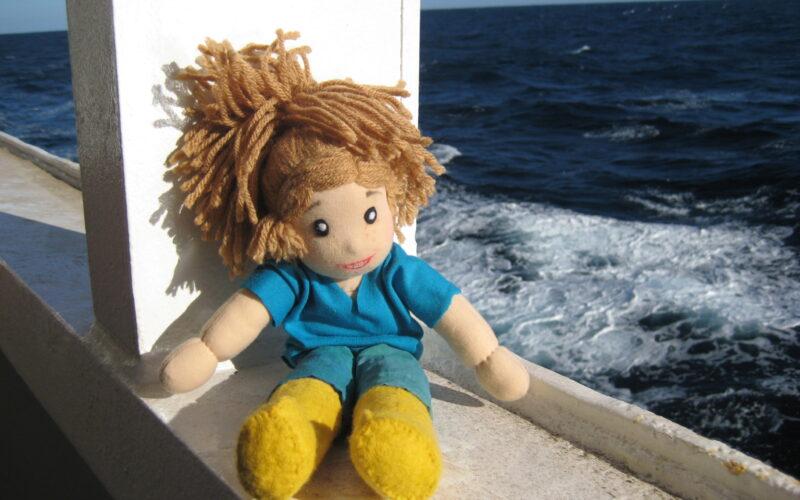 Abby's Big Sea Adventure