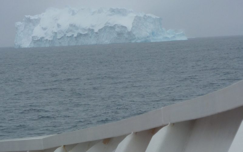 Entering the mysterious waters of Antarctica