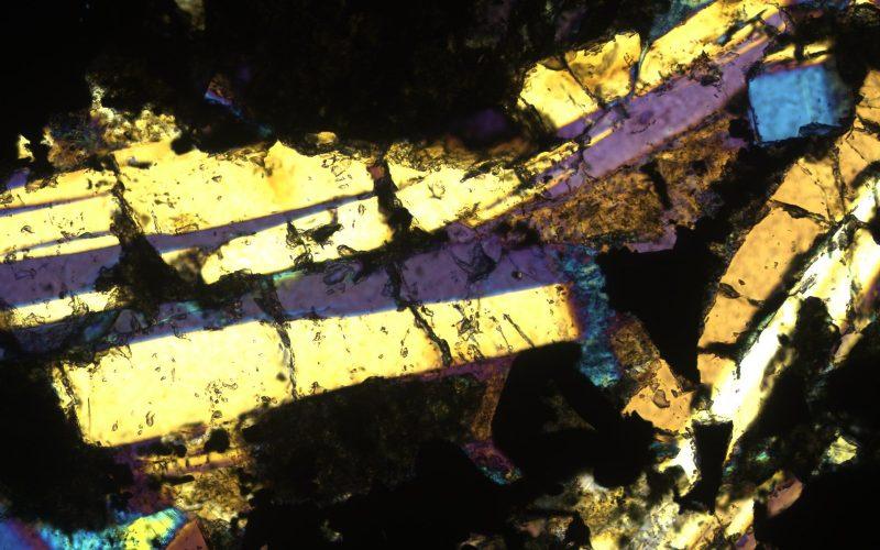 La magie des couleurs des mineraux