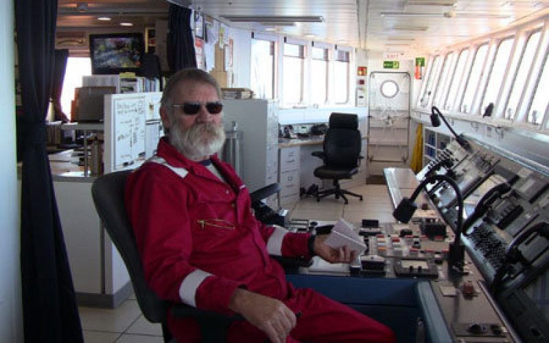 Jerry Embry – Chief Mate