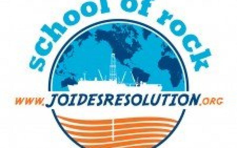 Apply for School of Rock 2013!