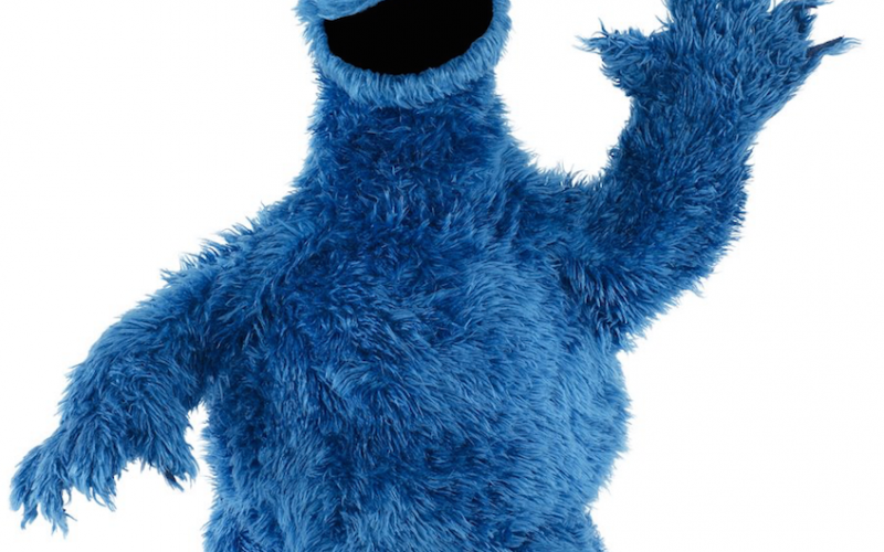 Wanted: Cookie Monster
