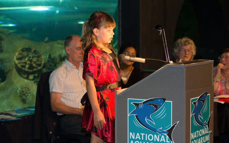 Seaweek at the National Aquarium