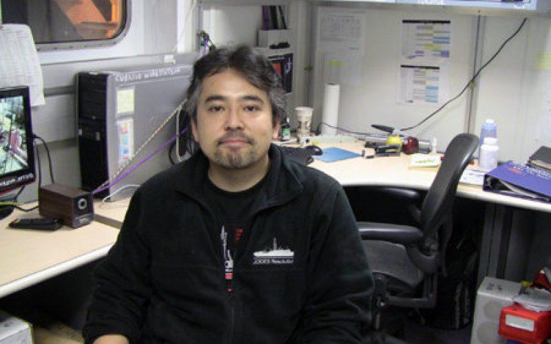Yuki Morono – One of the Microbiologists