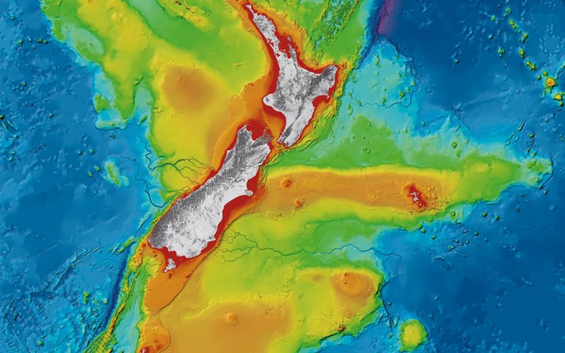 Follow our journey to NZ's largest fault