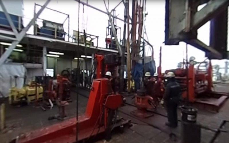 360: Ocean drilling