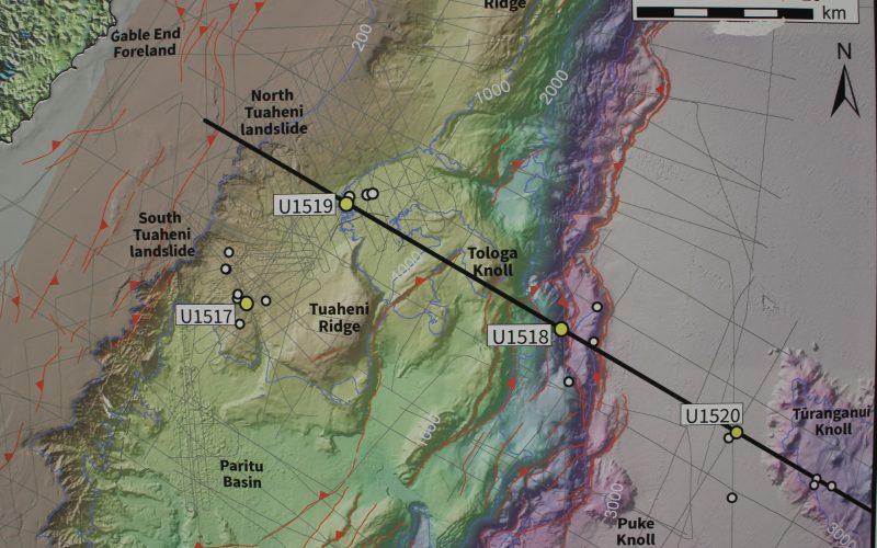 Deep in the Hikurangi Subduction Zone