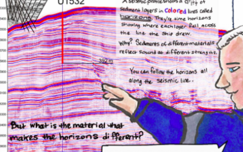 Karsten Gohl and the Case of the Missing Paleorecords