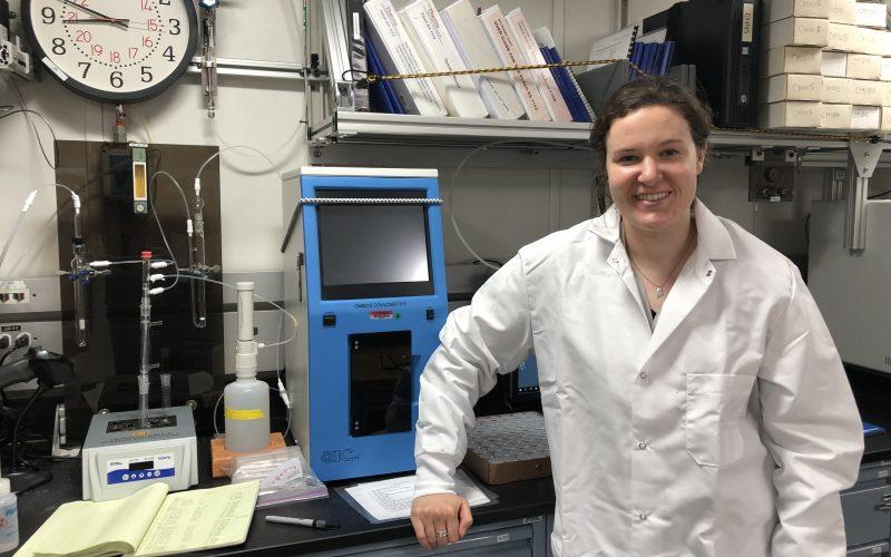 Career Spotlight: Organic Geochemist Rebecca Smith
