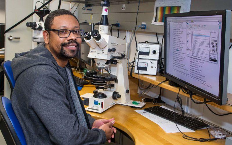 Career Spotlight: Micropaleontologist Alexandre L. de Souza