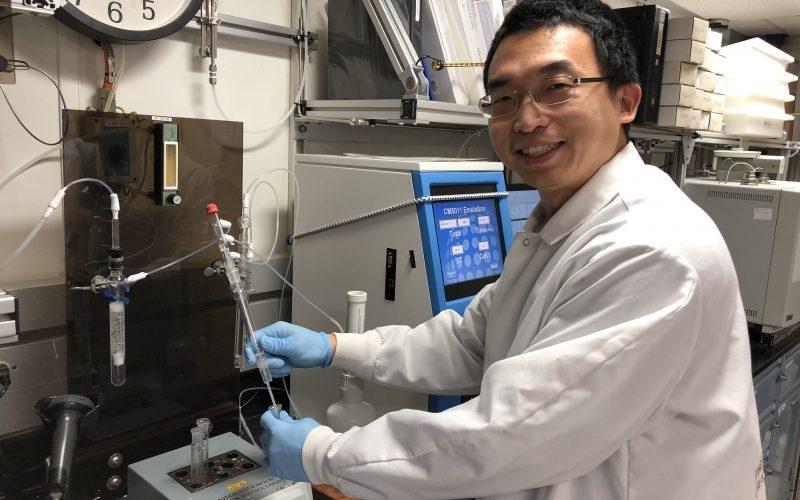 Career Spotlight: Marine Technician Chang Liu