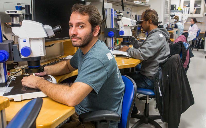 Career Spotlight: Micropaleontologist Igor Venancio de Oliveira