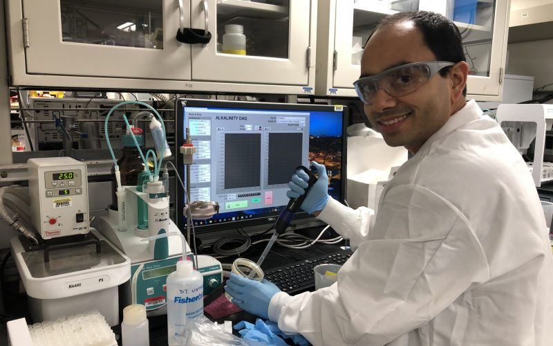 Career Spotlight: Inorganic Geochemist Chandranath Basak
