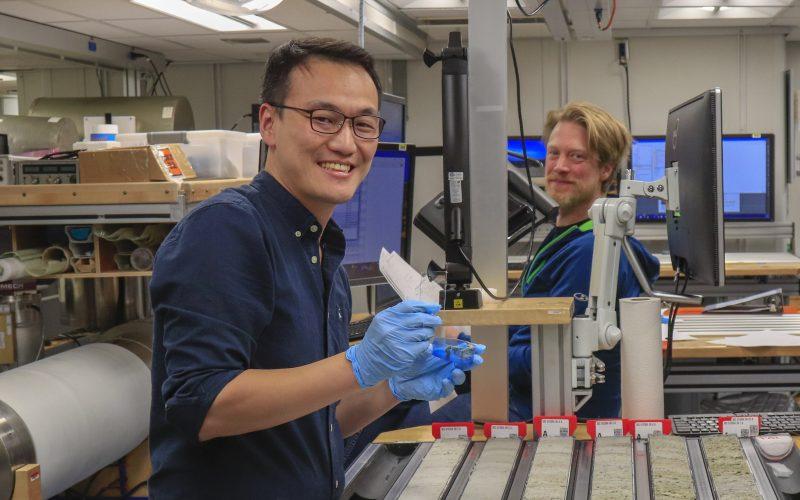 Career Spotlight: Sedimentologist Li Lo