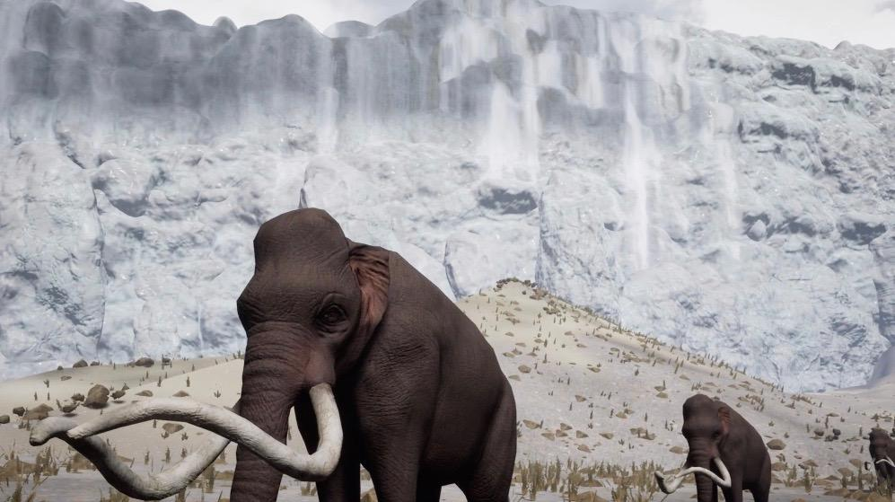 Stories From the Cores Mammoths