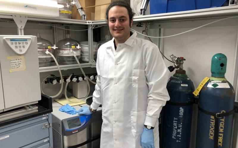 Career Spotlight: Organic Geochemist Simone Moretti