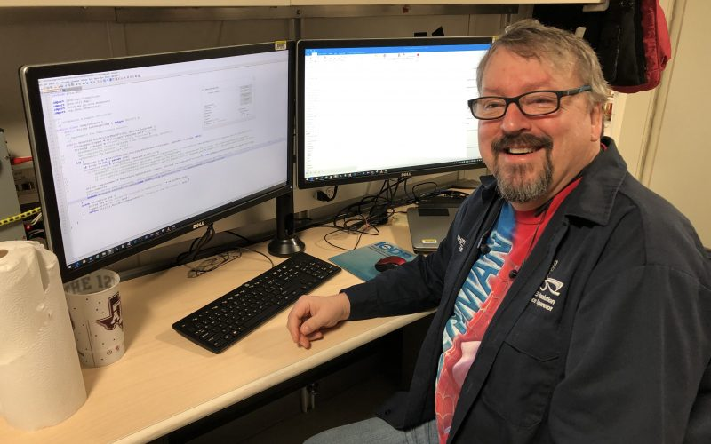 Career Spotlight: Application Developer Timothy Blaisdell