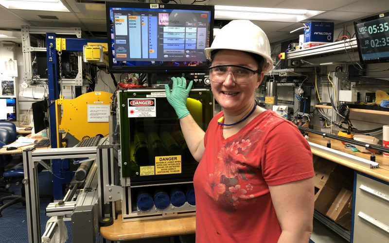 Career Spotlight: Core Technician Ionela Samoila