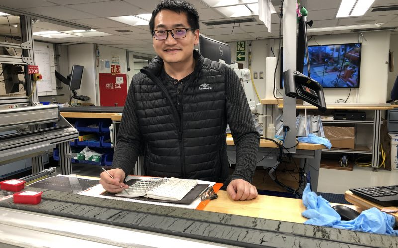 Career Spotlight: Sedimentologist Sui Wan