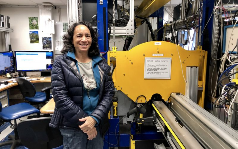 Career Spotlight: Stratigraphic Correlator Christina Ravelo